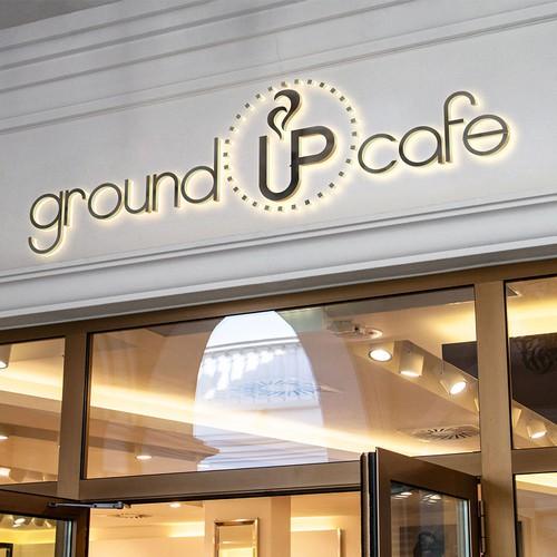 Logo Concept Design for Cafe