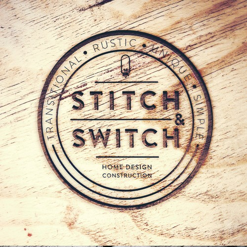 Logo Design for Stitch&Switch