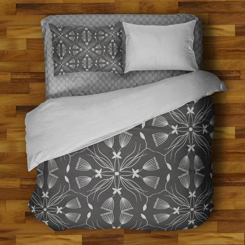 bedline pattern