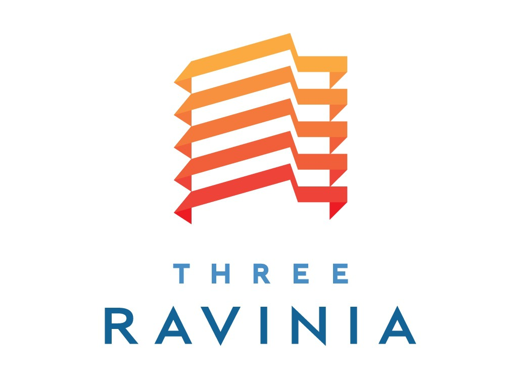 Design an office building logo - Three Ravinia