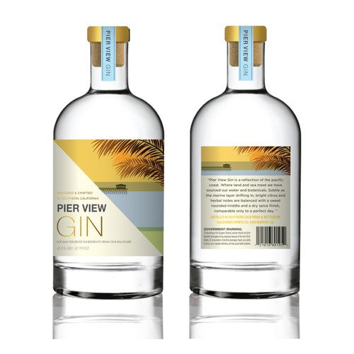 California Craft Gin