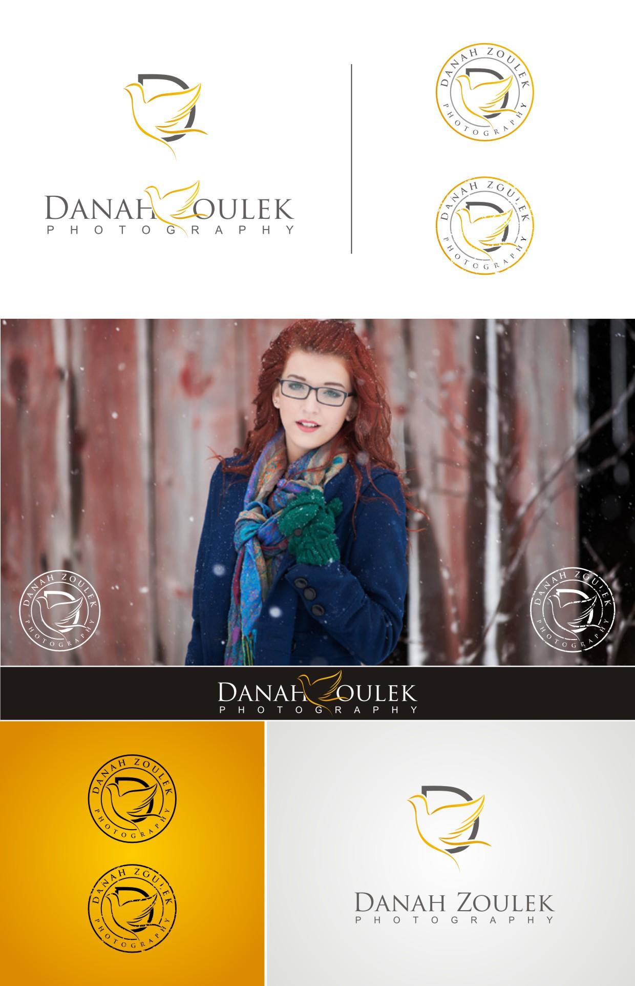 logo for Danah Zoulek Photography