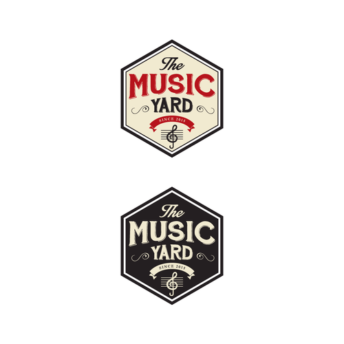 Design Vintage Logo For My Music Store