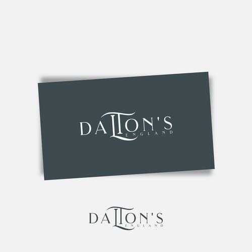 Logo concept for DALTON'S ENGLAND