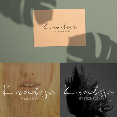 Logo design for hair stylist