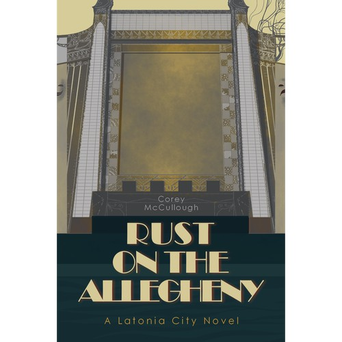 Art Deco Book Cover