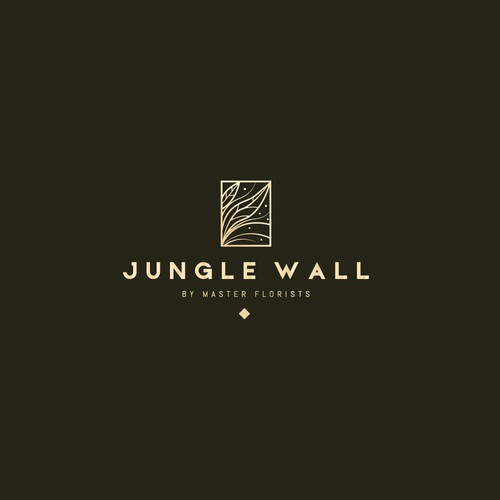 Jungle Wall logo