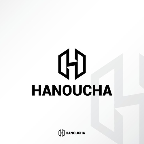 Hexagonal H for HANOUCHA
