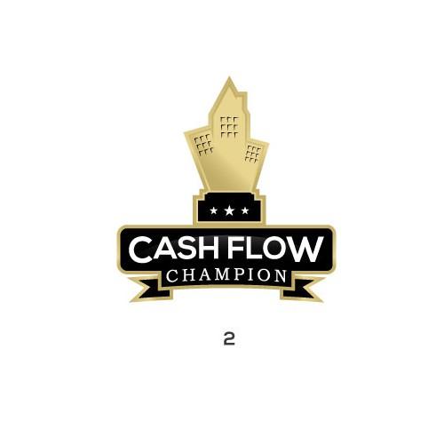 Cash Flow Champion Logo Design