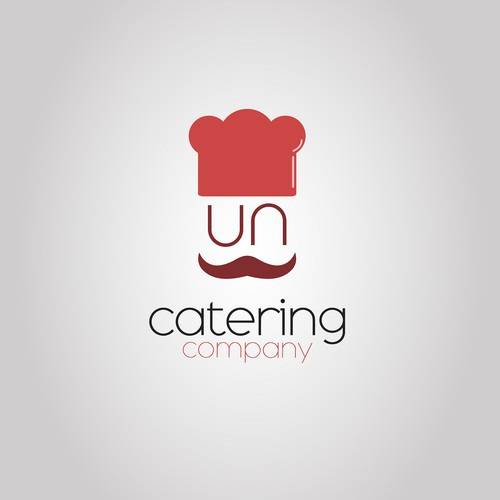 UN CATERING - LOGO DESIGN