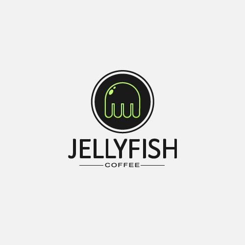 Logo design for a coffee shop.