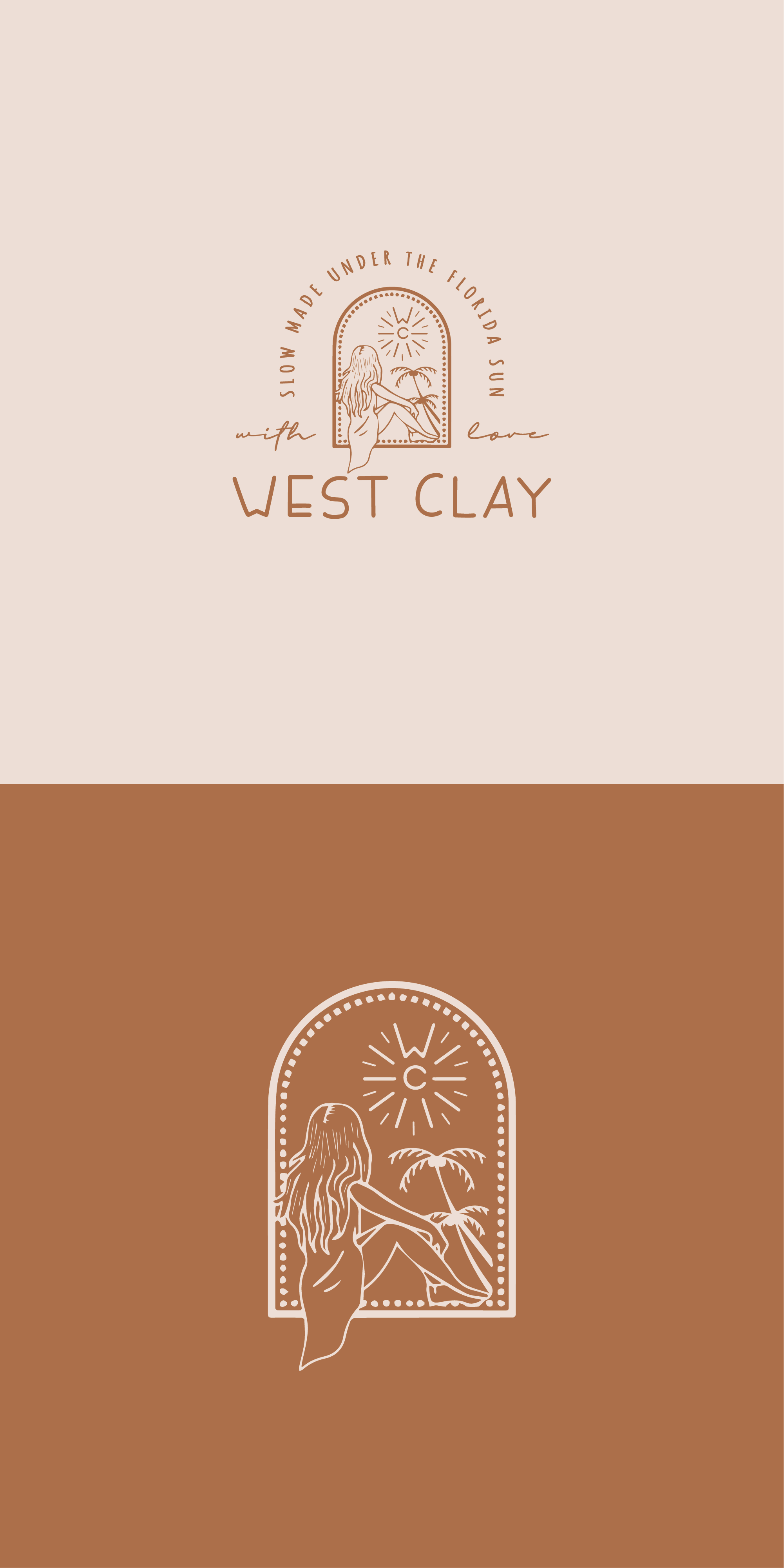 Logo for Upscale, Modern and Stylish Hipster/Bohemian Art, Jewelry, Candle Boutique