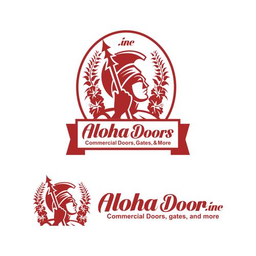 Create a Hawaiian-Classic themed logo for our Hawaiian owned company!