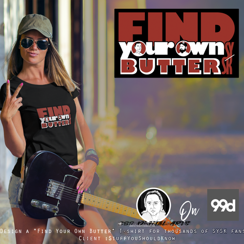Find Your Own Butter II
