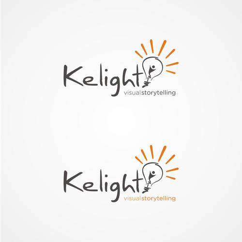 are you Kelight's visual identity designer?