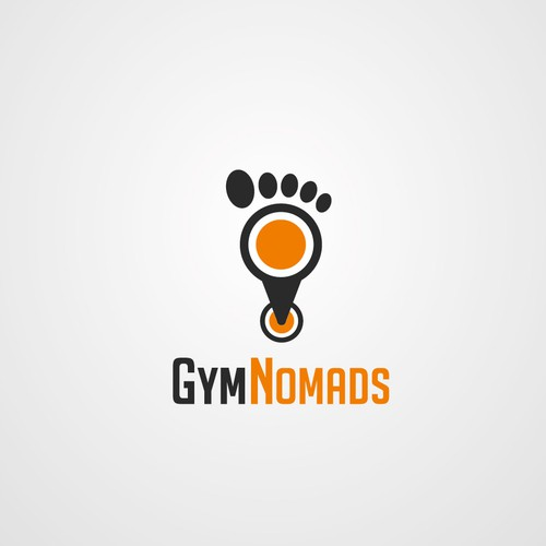 Gym Nomads needs a new logo