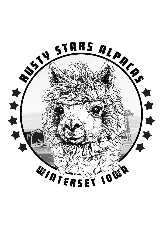 Destination alpaca farm looking for souvenir T-shirt design