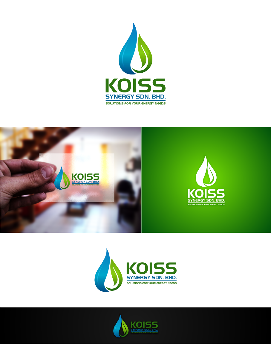 New logo wanted for KOISS SYNERGY SDN. BHD.