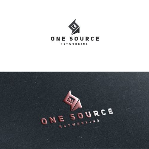My first design concept for one source networking