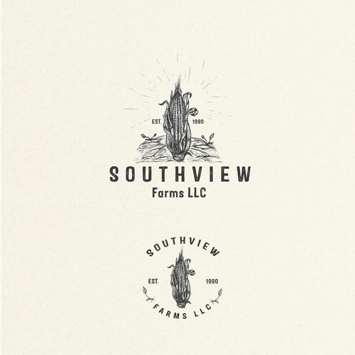 Create a eye catching logo for Southview Farms LLC