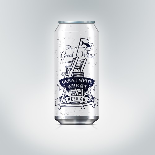 Brewery looking for a cool/simple logo for one of our beers we can use on cans and packaging