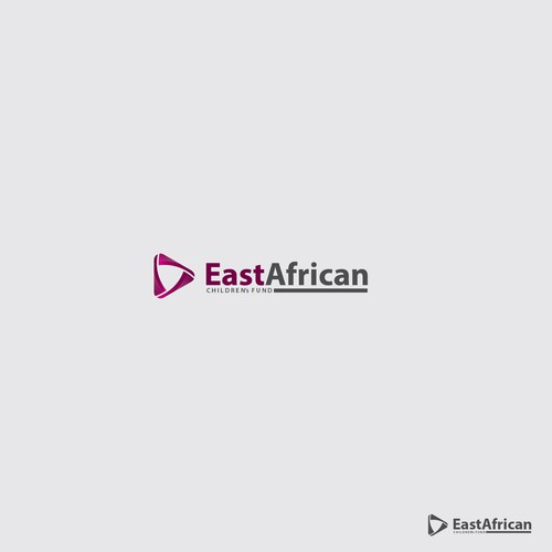 logo for east african