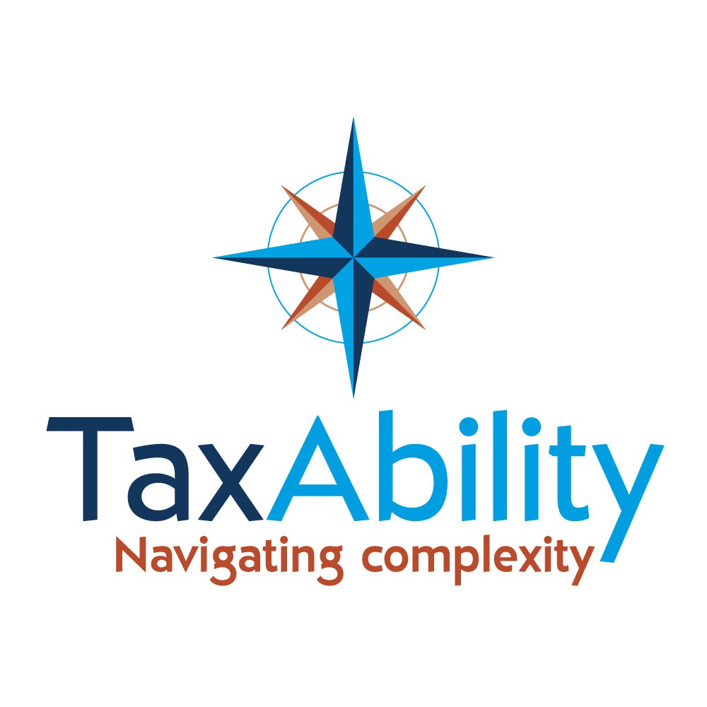 """HELP! TaxAbility needs a stylish professional logo with a """"Navigating complexity"""" nautical theme"""