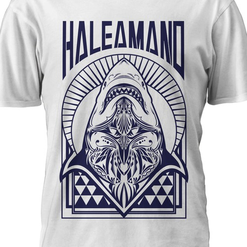 Haleamano band T-shirt