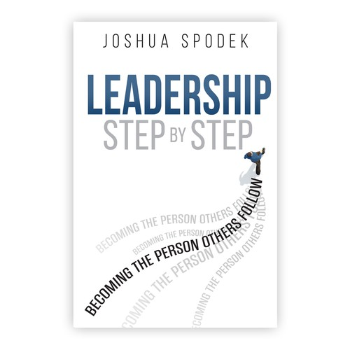 Cover design about leadership