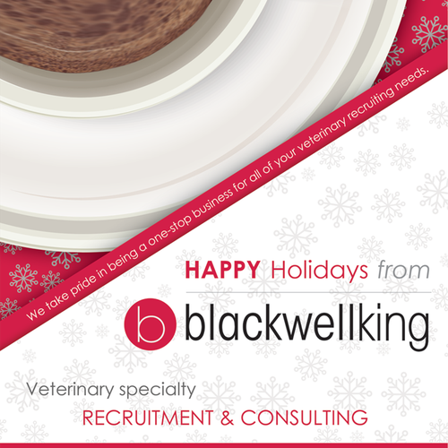 postcard or flyer for BlackwellKing