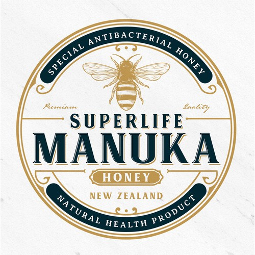 Superlife Manuka Honey