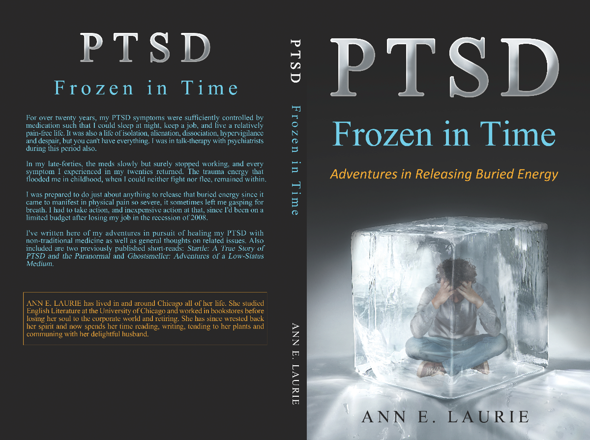 PTSD: Frozen in Time (Adventures in Releasing Buried Energy)