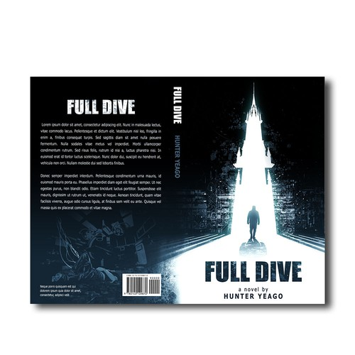Full Dive Book Cover