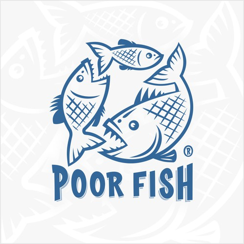 Help Poor Fish with a new logo