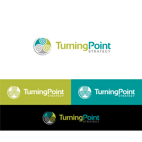 logo for TurningPoint Strategy