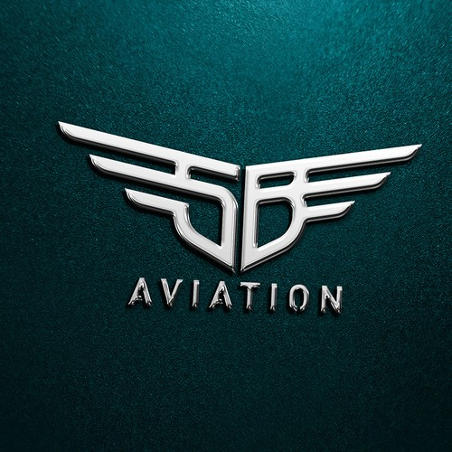 Sophisticated Aviation Logo Design