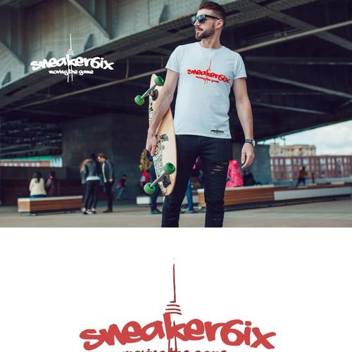 Sneaker Shop Logo