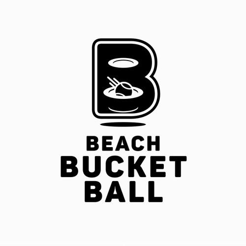 Beach Bucket Ball
