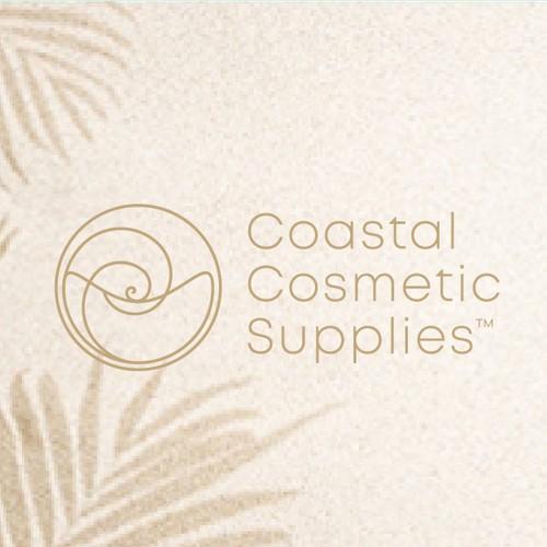 Coastal Cosmetic Supplies Logo/Branding