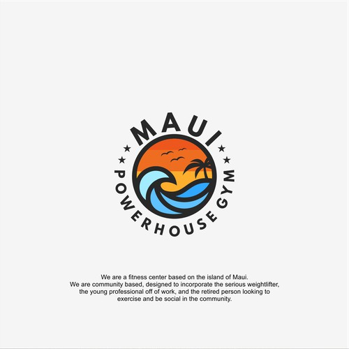 Maui Powerhouse Gym Needs a New Logo!