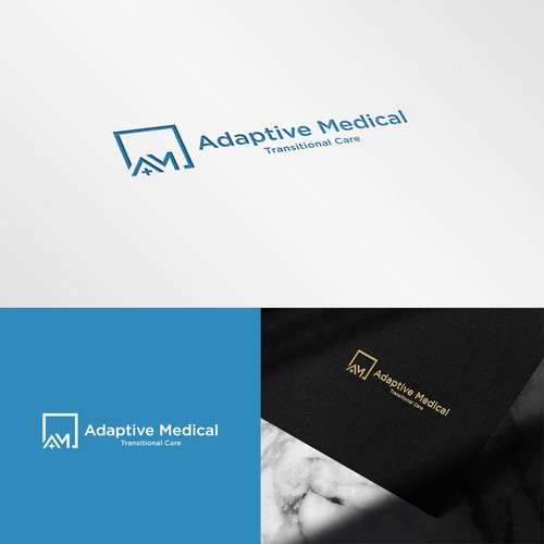 Logo design for Adaptive Medical