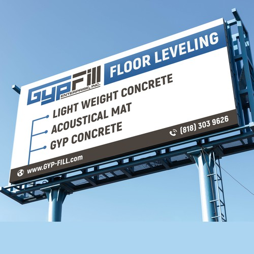 Gyp-Fill billboard