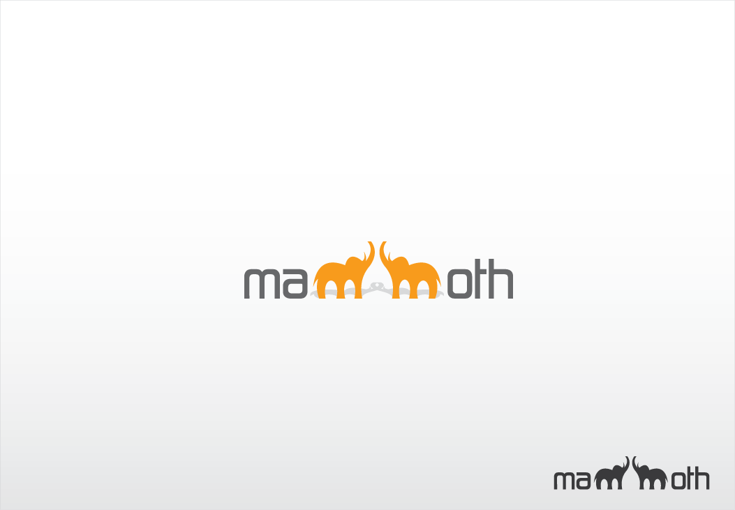 maMMoth needs a new logo