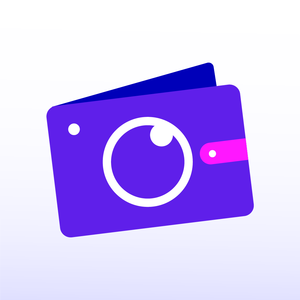 App icon for photo bidding app called Pica