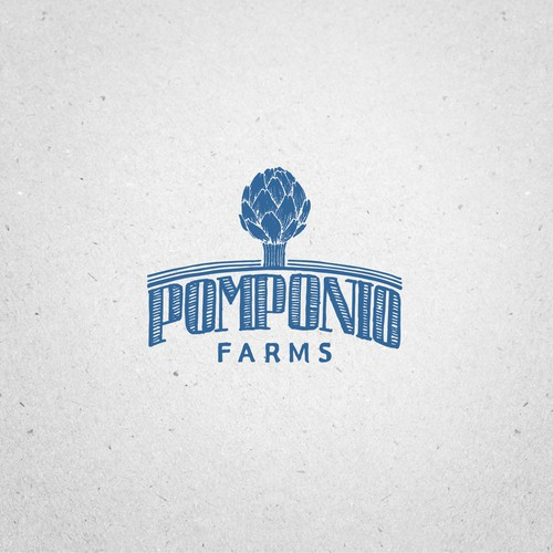 Pomponio Farms Logo
