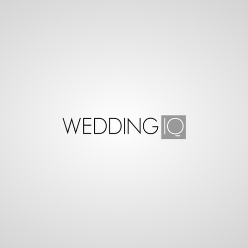 Minimalistic Wedding Website Logo