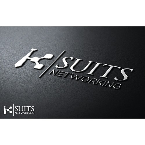 logo for Suits Networking