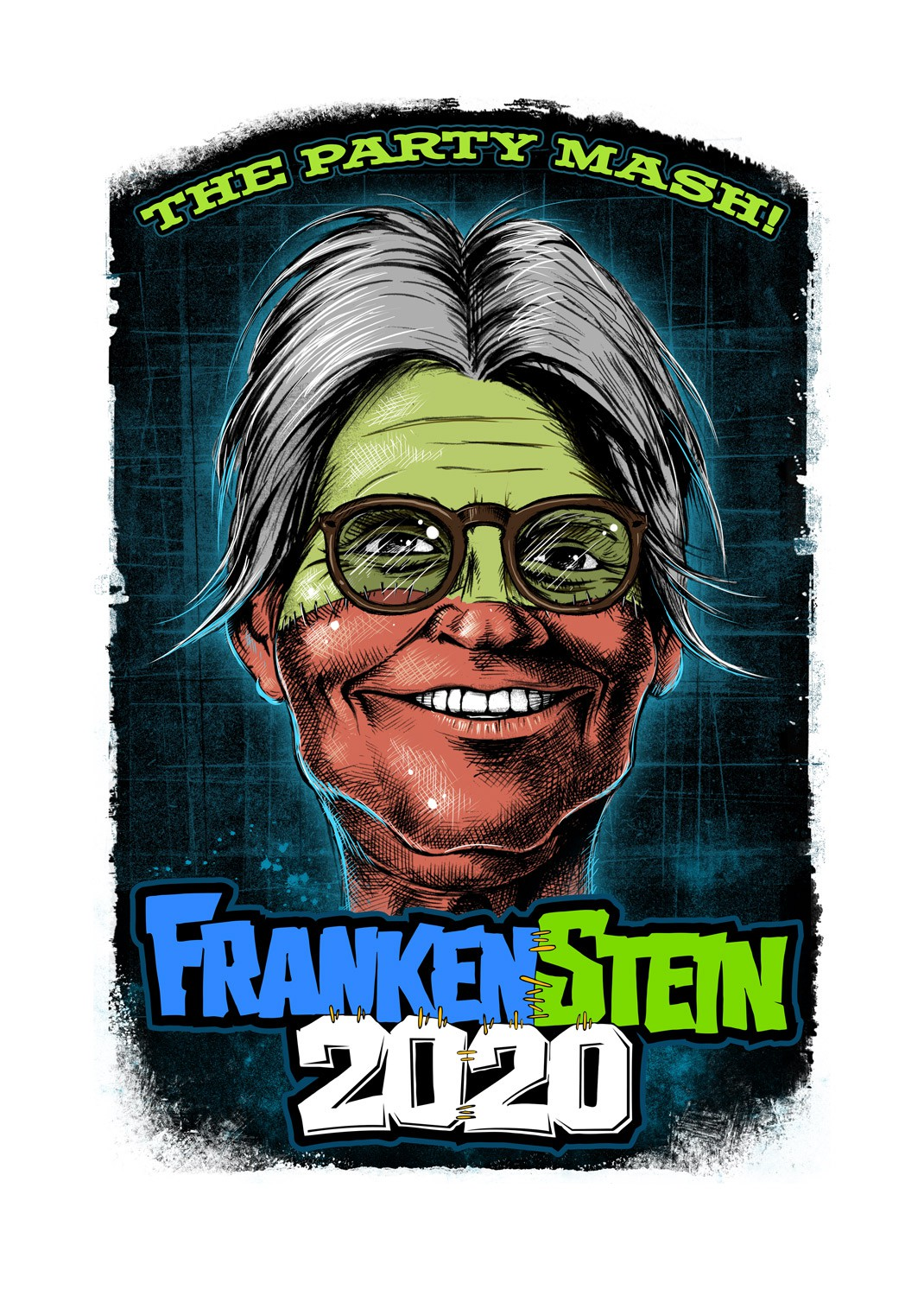 The Hippest Political T-Shirt Of 2020 NOW!