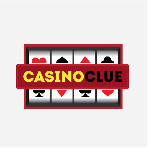 Create a logo for CasinoClue