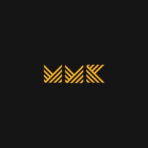 Abstract logo design.